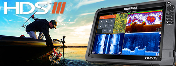 Lowrance® Announces Software Update Bringing New Functionality to HDS Gen2 Touch And HDS Gen3 Multifunction Displays