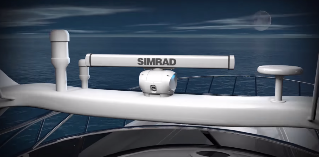 See Near And Far With Revolutionary New Simrad Halo™ Radar