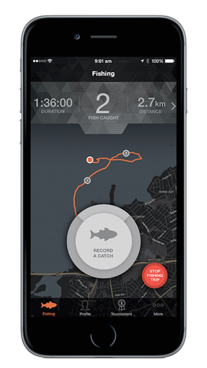GoFree Announces The Release Of The New HOOKED™ Fishing App