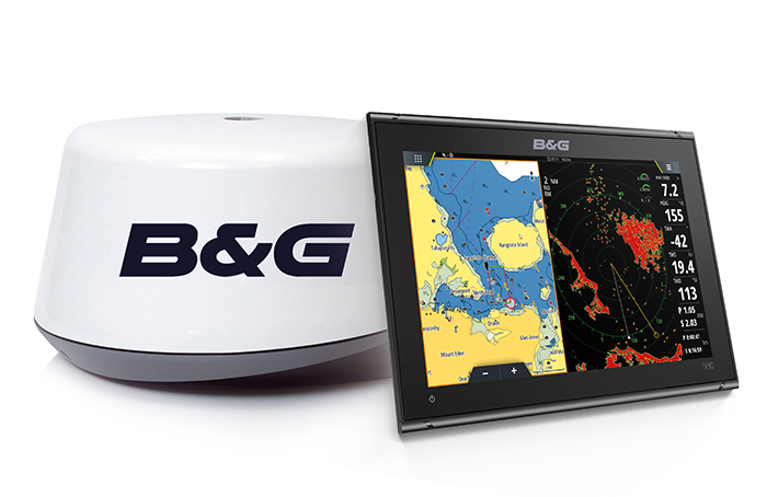 B&G® introduce easy to use, radar enabled Vulcan 12 and Vulcan 7 sailing chartplotters