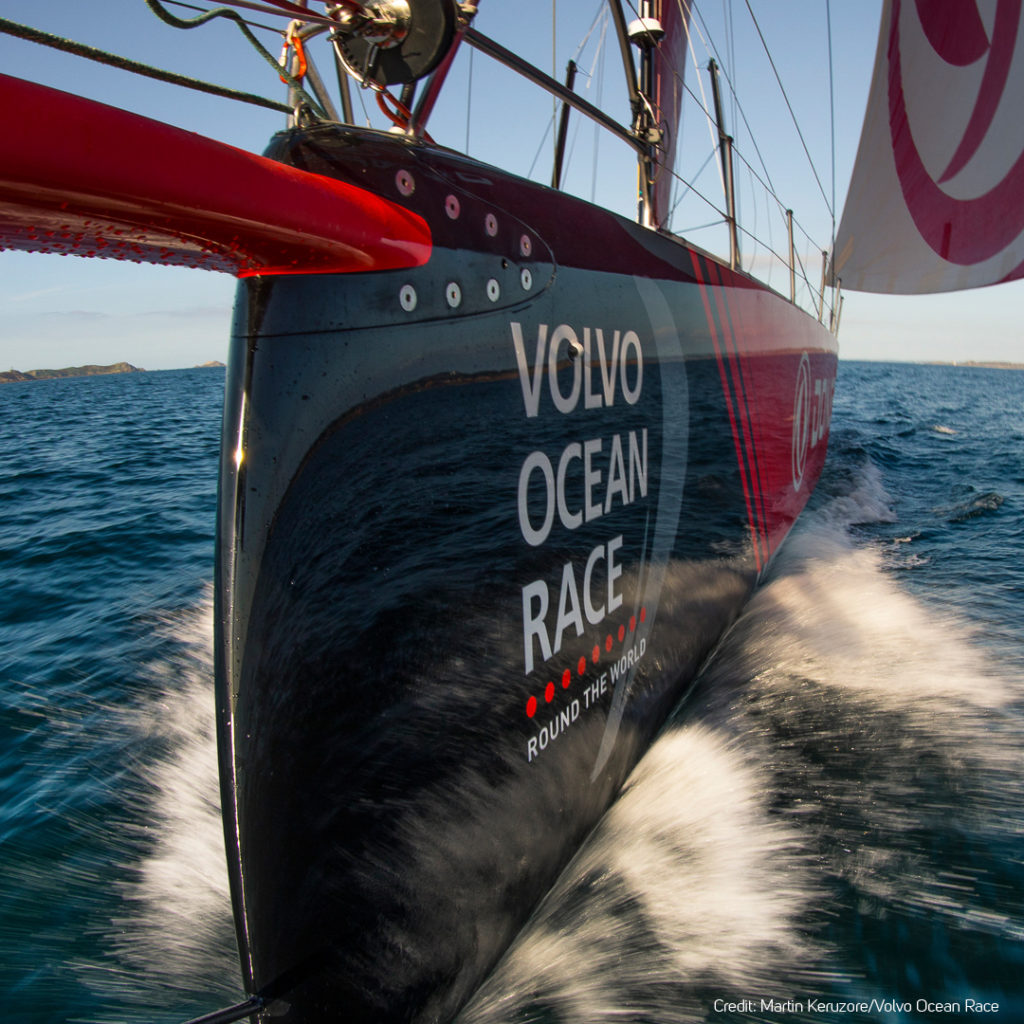 B&G® launches Volvo Ocean Race Commentary & #heartoftherace Competition