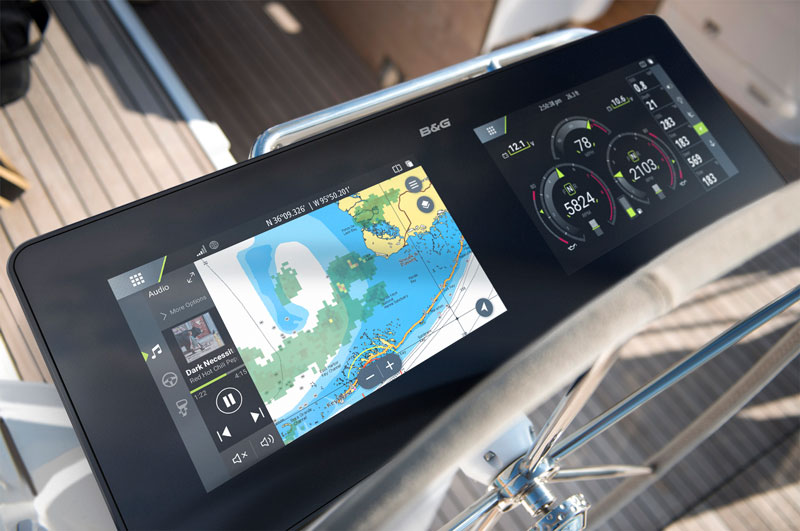 Navico® Shifts Electronics Paradigm With Introduction of New Display Category