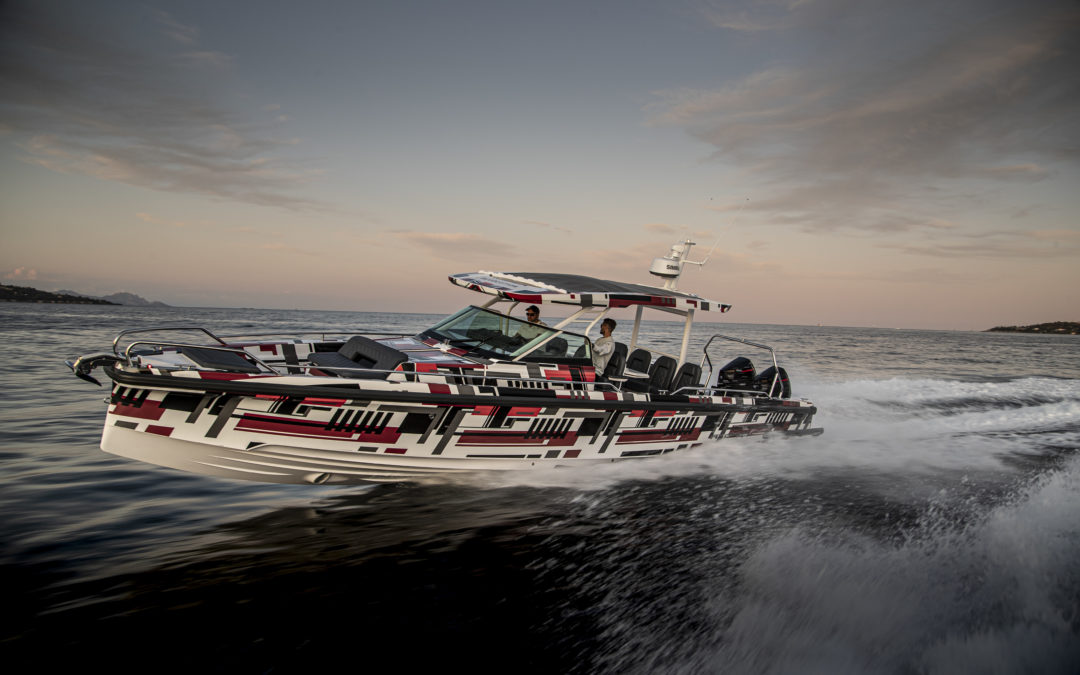 Navico announces strategic partnership with Axopar Boats
