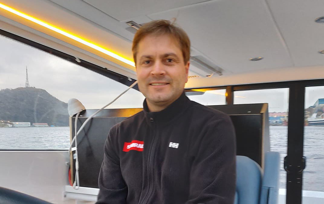 In the Driving Seat – Eirik Hovland, Product Manager, Autopilots